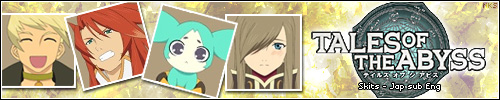 Tales of the Abyss Skits